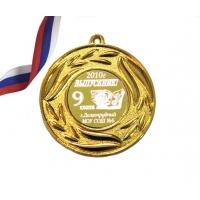 Медаль выпускник 9-го класса на заказ