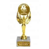 Награда именная для учителя МХК